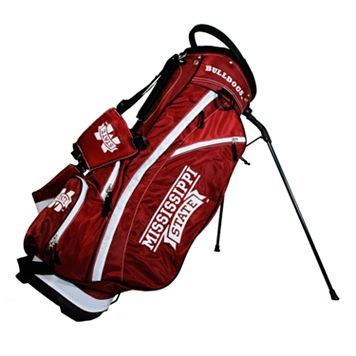 Team Golf Mississippi State Bulldogs Fairway Stand Bag