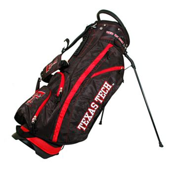 Team Golf Texas Tech Red Raiders Fairway Stand Bag