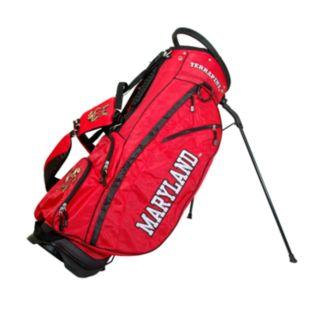 Team Golf Maryland Terrapins Fairway Stand Bag