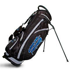 Team Golf Carolina Panthers Fairway Stand Bag