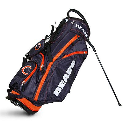 Team Golf Chicago Bears Fairway Stand Bag