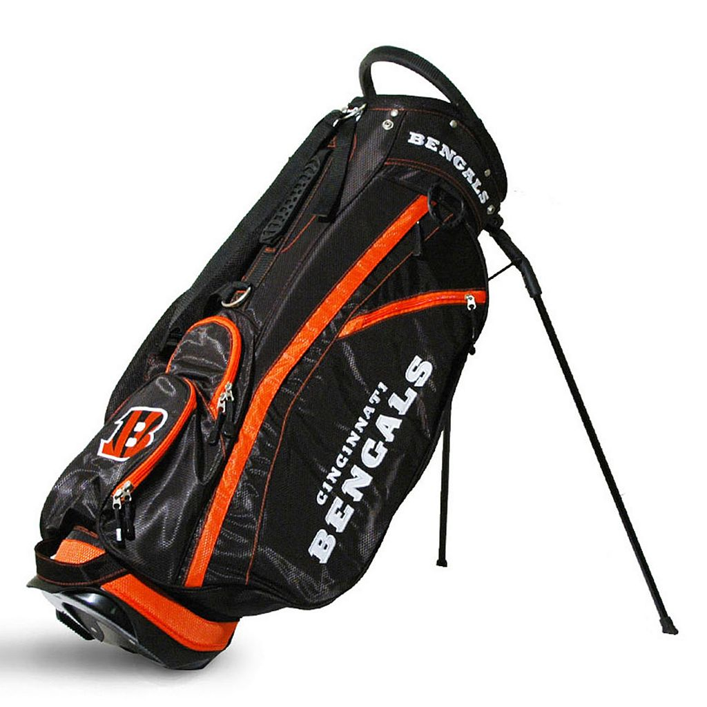 Team Golf Cincinnati Bengals Fairway Stand Bag