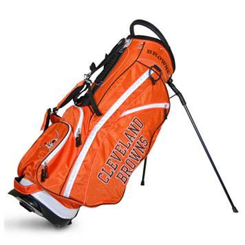 Team Golf Cleveland Browns Fairway Stand Bag