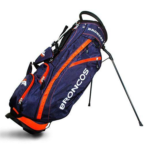 Team Golf Denver Broncos Fairway Stand Bag