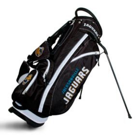 Team Golf Jacksonville Jaguars Fairway Stand Bag