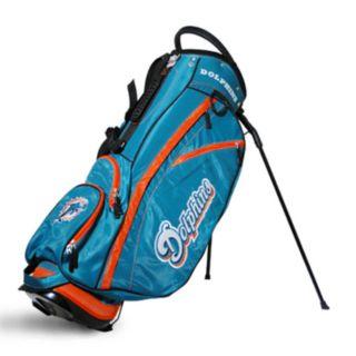 Team Golf Miami Dolphins Fairway Stand Bag