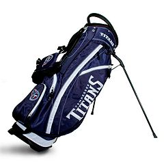 Team Golf Tennessee Titans Fairway Stand Bag