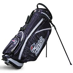Team Golf New England Patriots Fairway Stand Bag
