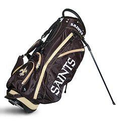 Team Golf New Orleans Saints Fairway Stand Bag