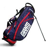 Team Golf New York Giants Fairway Stand Bag