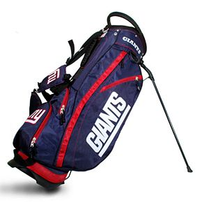 Team Golf New York Giants Fairway Stand Bag