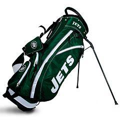 Team Golf New York Jets Fairway Stand Bag