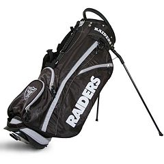 Team Golf Oakland Raiders Fairway Stand Bag