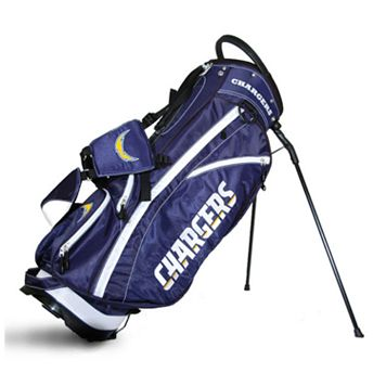 Team Golf San Diego Chargers Fairway Stand Bag