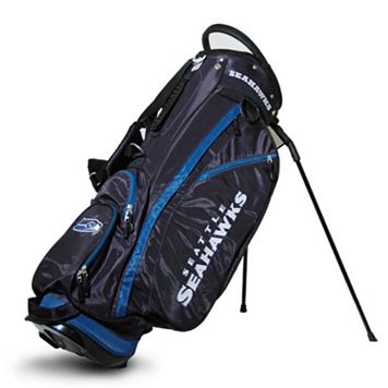 Team Golf Seattle Seahawks Fairway Stand Bag