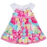 Youngland Floral Sundress - Infant