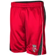 Wisconsin Badgers Basketball Shorts - Men