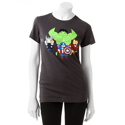 Mighty Fine Little Avengers Tee - Juniors