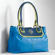 Simply Vera Vera Wang Triple Entry Satchel