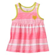 Carter's Striped Slubbed Tank - Baby