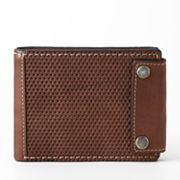 Relic Montclare Traveler Leather Wallet