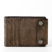 Relic Montclare Front-Pocket Leather Wallet