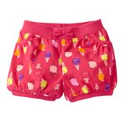 Jumping Beans Ice Cream Bubble Shorts - Baby