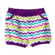 Jumping Beans Wave Bubble Shorts - Baby