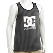 DC Shoe Co Pinstriped Tank Top - Men