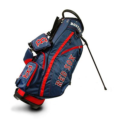Team Golf Boston Red Sox Fairway Stand Bag