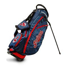 Team Golf Cleveland Indians Fairway Stand Bag