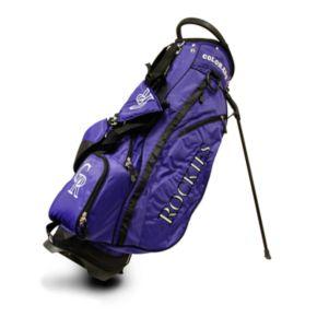 Team Golf Colorado Rockies Fairway Stand Bag