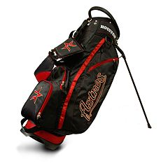 Team Golf Houston Astros Fairway Stand Bag