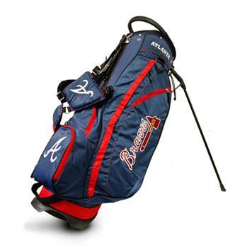 Team Golf Atlanta Braves Fairway Stand Bag