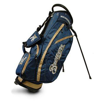 Team Golf Milwaukee Brewers Fairway Stand Bag