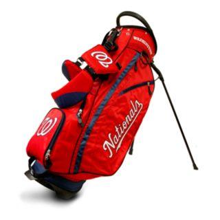 Team Golf Washington Nationals Fairway Stand Bag
