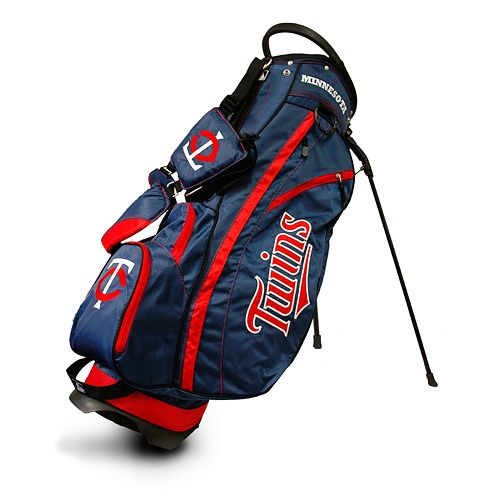 Team Golf Minnesota Twins Fairway Stand Bag