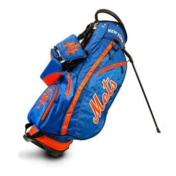 Team Golf New York Mets Fairway Stand Bag