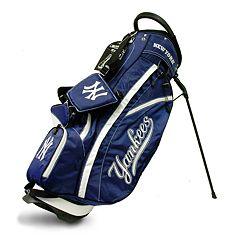 Team Golf New York Yankees Fairway Stand Bag
