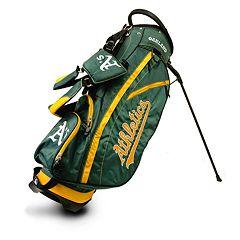 Team Golf Oakland Athletics Fairway Stand Bag