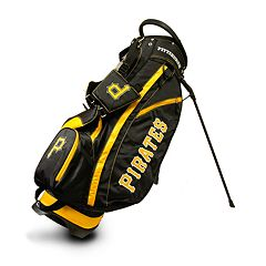 Team Golf Pittsburgh Pirates Fairway Stand Bag
