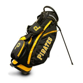 Team Golf Pittsburgh Pirates Fairway Stand Bag