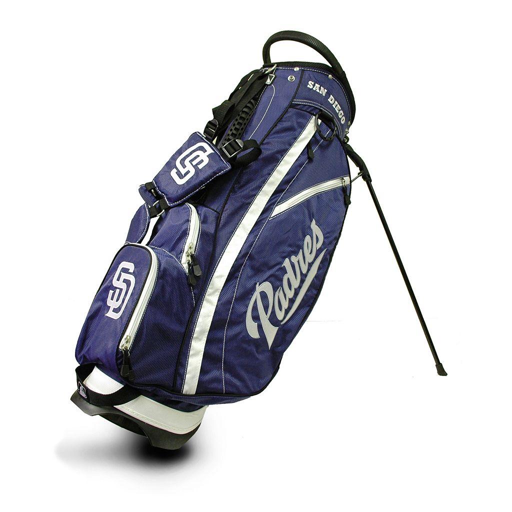 Team Golf San Diego Padres Fairway Stand Bag