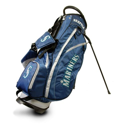 Team Golf Seattle Mariners Fairway Stand Bag