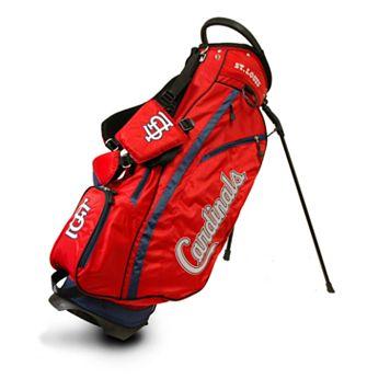 Team Golf St. Louis Cardinals Fairway Stand Bag