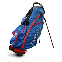 Team Golf Texas Rangers Fairway Stand Bag