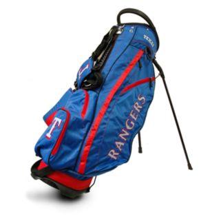 Team Golf Texas Rangers Fairway Stand Bag
