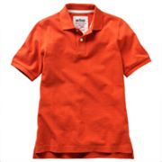 Urban Pipeline Solid Pique Polo - Boys 8-20