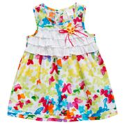 Youngland Butterfly Sundress - Infant