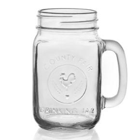 Libbey 4-pc. Drinking Jar Glass Set
